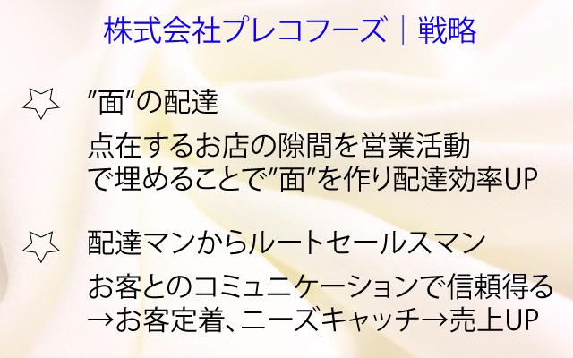 カンブリア宮殿|プレコフーズ戦略.jpg