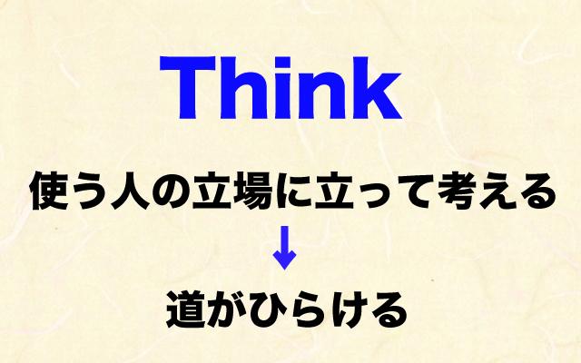夢の扉 Think.jpg